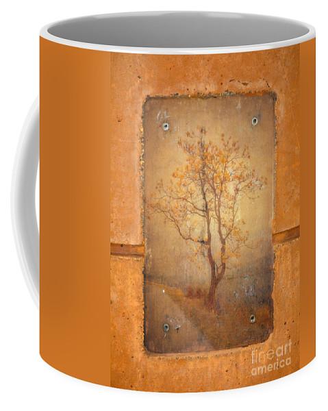 Tree Coffee Mug featuring the photograph The Last Tree by Tara Turner