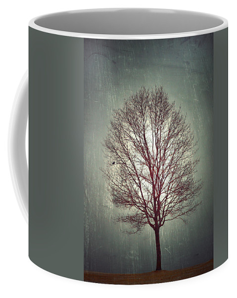 Tree Coffee Mug featuring the photograph The Light Within by Tara Turner