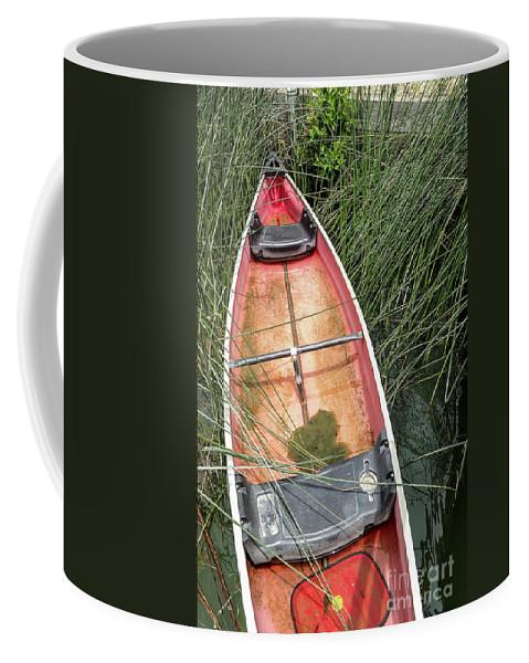 The Lodge At Blue Lakes Coffee Mug featuring the photograph The Lodge At Blue Lakes by David Oppenheimer