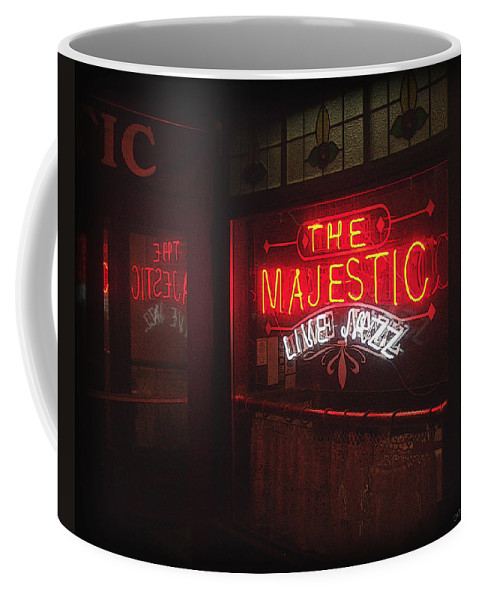 Majestic Coffee Mug featuring the photograph The Majestic by Tim Nyberg