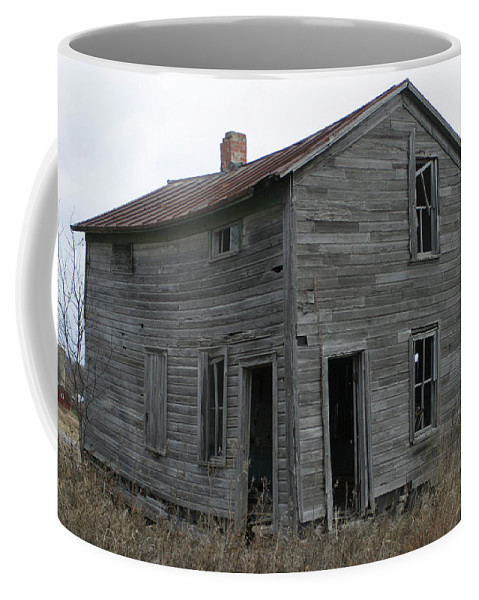 Homestead Coffee Mug featuring the photograph The New Homestead by Bjorn Sjogren