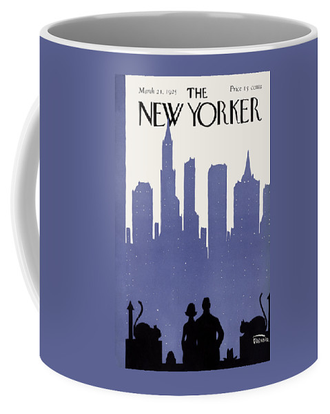 New Yorker March 21st, 1925 Coffee Mug