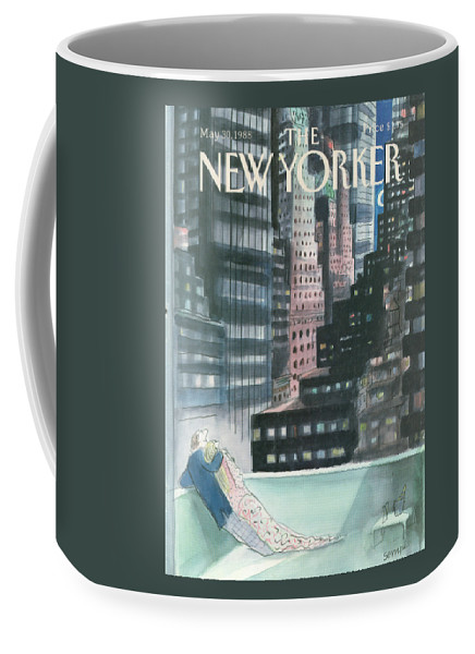 New Yorker May 30th, 1988 Coffee Mug