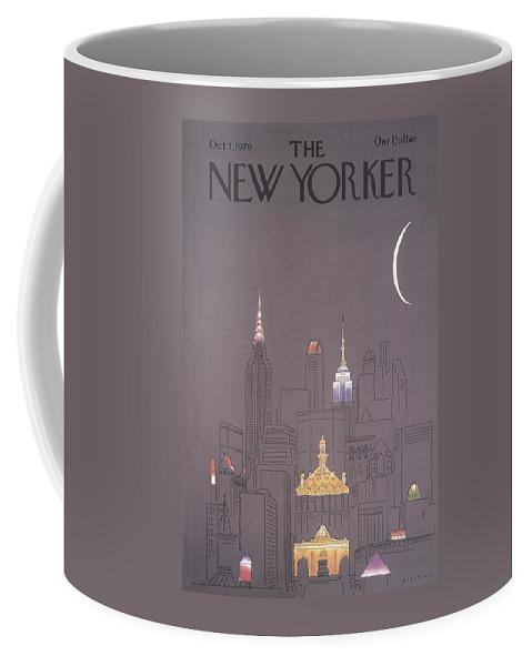 New Yorker October 1st, 1979 Coffee Mug
