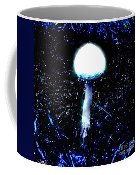 Blue Coffee Mug featuring the photograph The Next Trip by September Stone