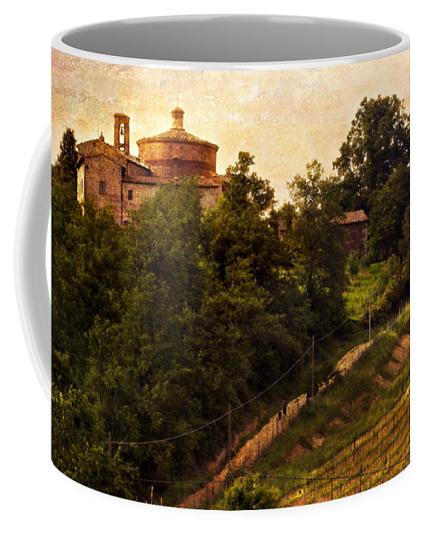 Old Coffee Mug featuring the photograph The Old World by Marilyn Hunt