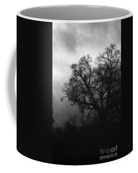 Eerie Coffee Mug featuring the photograph The Other Side by Richard Rizzo