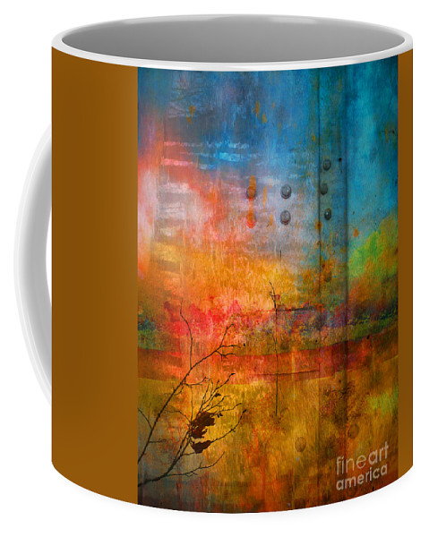 Colour Coffee Mug featuring the photograph The Places I Have Never Been by Tara Turner