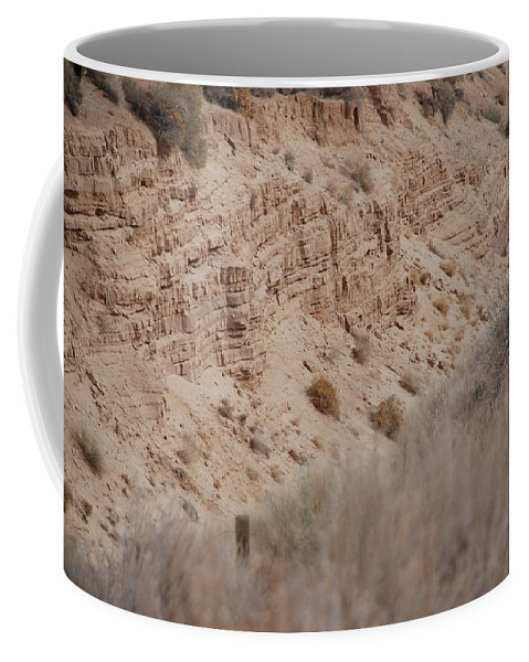 Desert Coffee Mug featuring the photograph The Rocks by Rob Hans