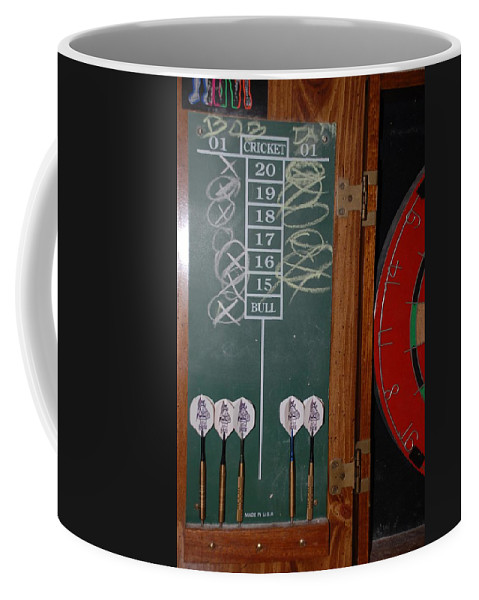 Macro Coffee Mug featuring the photograph The Score by Rob Hans