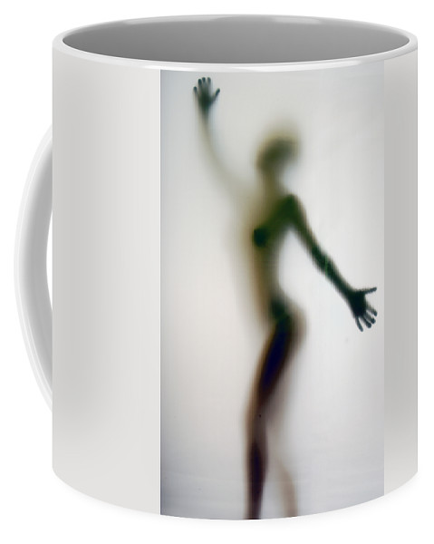 Clay Coffee Mug featuring the photograph The Screening Room II by Clayton Bruster