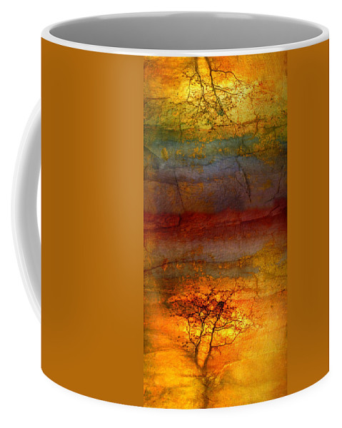 Trees Coffee Mug featuring the photograph The Soul Dances Like A Tree In The Wind by Tara Turner