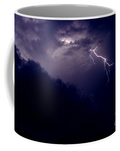 Sky Coffee Mug featuring the photograph The Storm 1.3 by Joseph A Langley