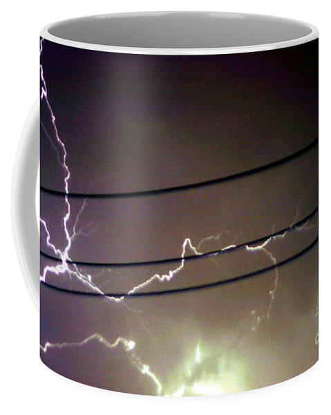 Sky Coffee Mug featuring the photograph The Storm 1.4 by Joseph A Langley