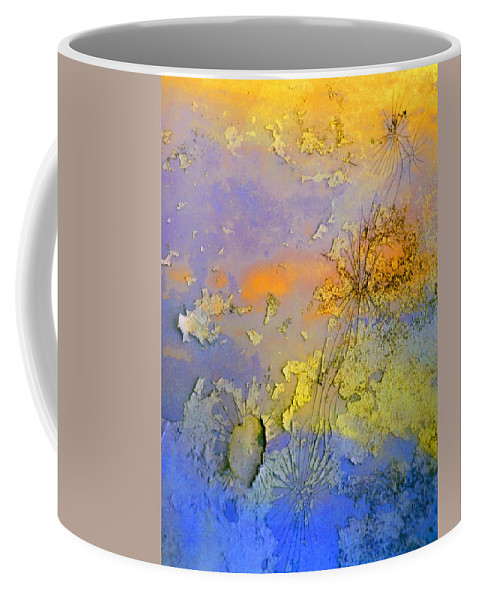Abstract Coffee Mug featuring the photograph The Things We No Longer Find Beautiful by Tara Turner