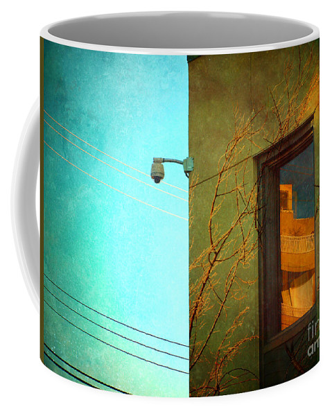 Window Coffee Mug featuring the photograph The Way Things Are by Tara Turner
