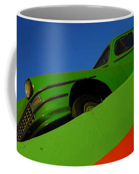 Skip Hunt Coffee Mug featuring the photograph The Way We Roll by Skip Hunt