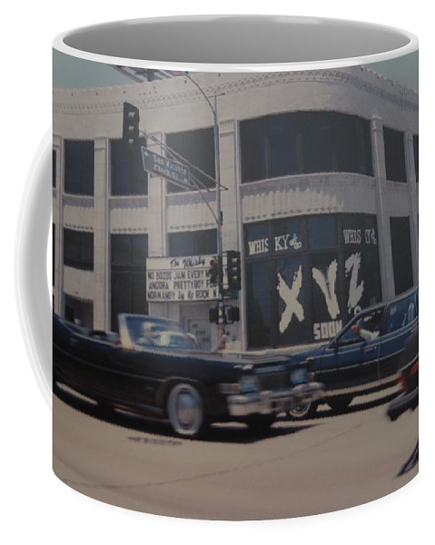 The Whiskey Coffee Mug featuring the photograph The Whiskey by Rob Hans