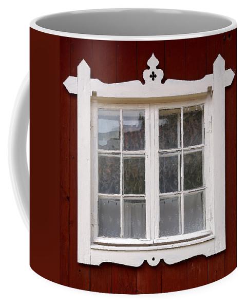 Lehtokukka Coffee Mug featuring the photograph The Window 3 by Jouko Lehto
