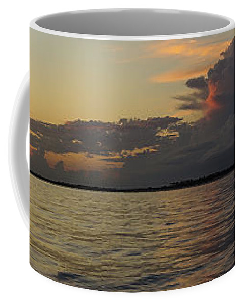Destin Coffee Mug featuring the photograph The World's Luckiest Fishing Village by Stephen Settles