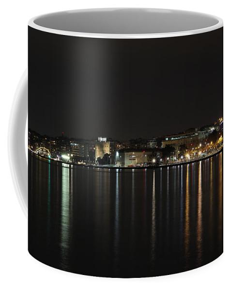 Coffee Mug featuring the photograph Thessaloniki, Greece by Konstantinos Nedos