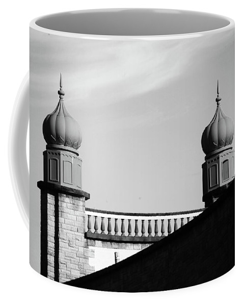 Coffee Mug featuring the photograph They Don't Stop by Jez C Self