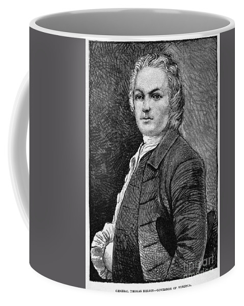 18th Century Coffee Mug featuring the photograph Thomas Nelson, Jr by Granger