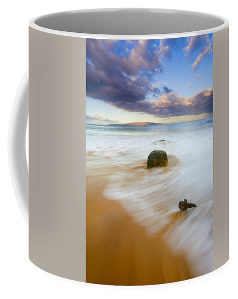 Maui Coffee Mug featuring the photograph Tied To The Past by Mike Dawson