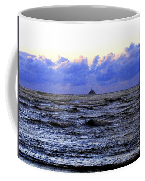 Lighthouse Coffee Mug featuring the photograph Tillamook Rock Lighthouse by Will Borden