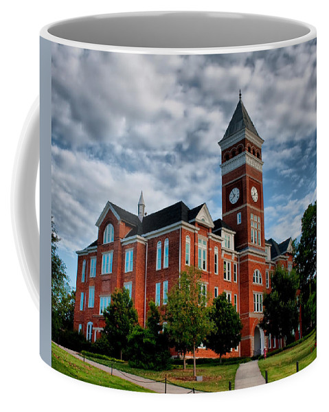 Tillman Hall Coffee Mug featuring the photograph Tillman Hall by Lynne Jenkins