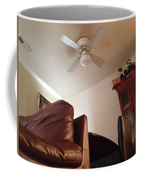 Coffee Mug featuring the photograph Time by Edward Stevens