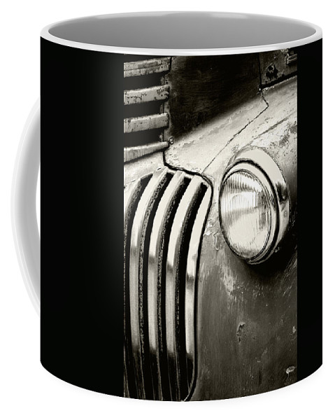 Cars Coffee Mug featuring the photograph Time Traveler by Holly Kempe