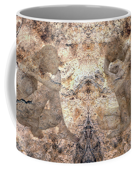 Nudes Coffee Mug featuring the photograph Timeless by Kurt Van Wagner