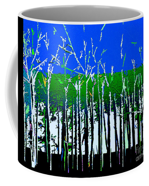 Archbold Coffee Mug featuring the photograph Times And Seasons by Michael Arend