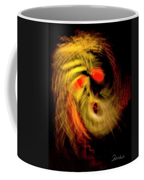 Color Coffee Mug featuring the photograph To Much To Drink by Frederic A Reinecke