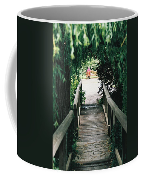 Wells Coffee Mug featuring the photograph To The Wells by Lauri Novak