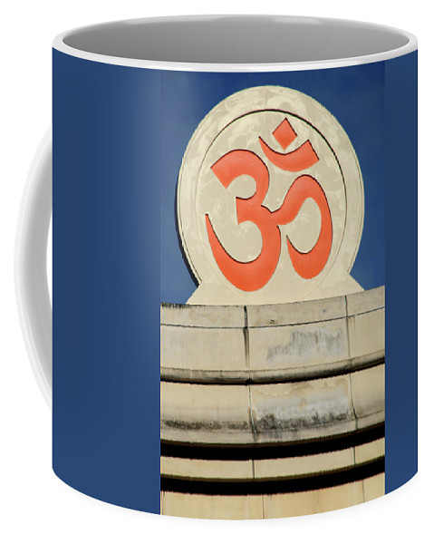 Coffee Mug featuring the photograph To Welcome You by Jez C Self