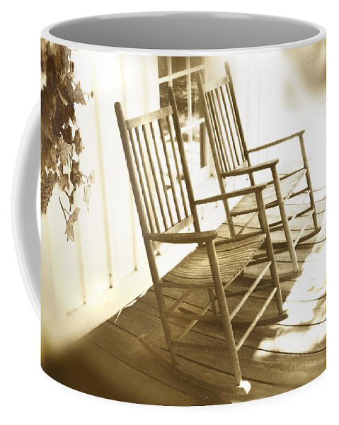 Together Coffee Mug featuring the photograph Together by Mal Bray