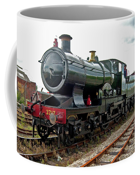 City Of Truro Coffee Mug featuring the photograph Ton Up Truro by Rob Hawkins