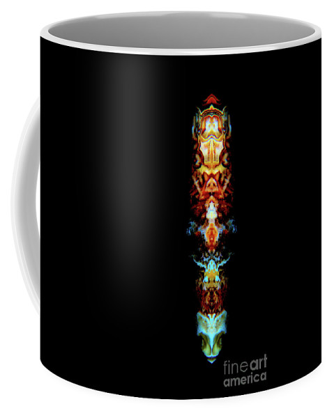 Coffee Mug featuring the photograph Totum #01 by James Christiansen