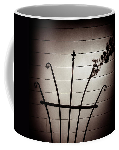 Branch Coffee Mug featuring the photograph Touching by Dave Bowman