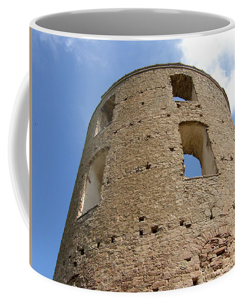 Castle Coffee Mug featuring the photograph Tower by Are Lund