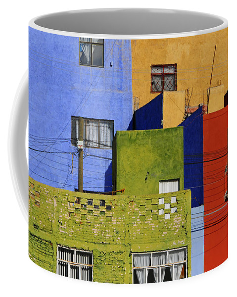 Skip Hunt Coffee Mug featuring the photograph Toy Box by Skip Hunt