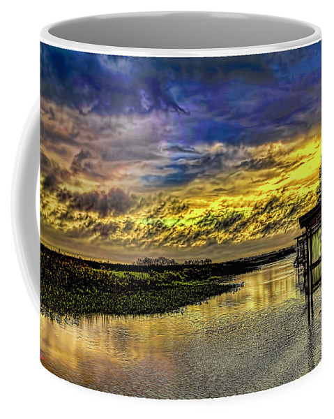 Florida Coffee Mug featuring the photograph Tranquil Morning by Rogermike Wilson