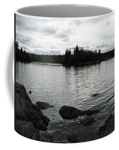 Water Coffee Mug featuring the photograph Tranquility by Kelly Mezzapelle