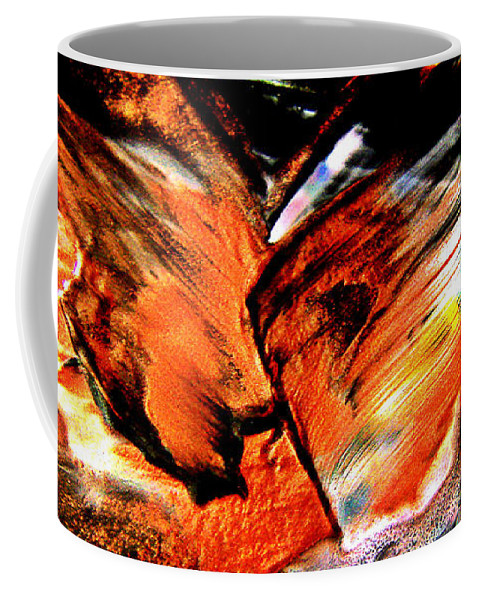 Coffee Mug featuring the photograph Transformation by Nordan Nielsen
