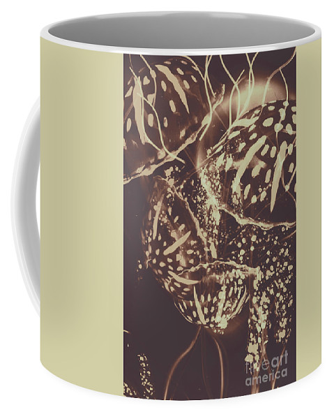 Fish Coffee Mug featuring the photograph Translucent Abstraction by Jorgo Photography - Wall Art Gallery