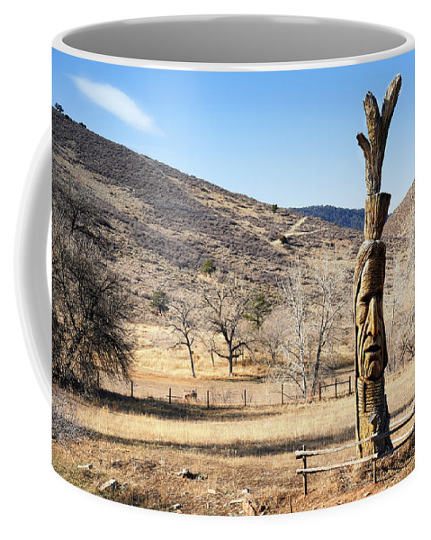 Tree Coffee Mug featuring the photograph Tree Art by Marilyn Hunt
