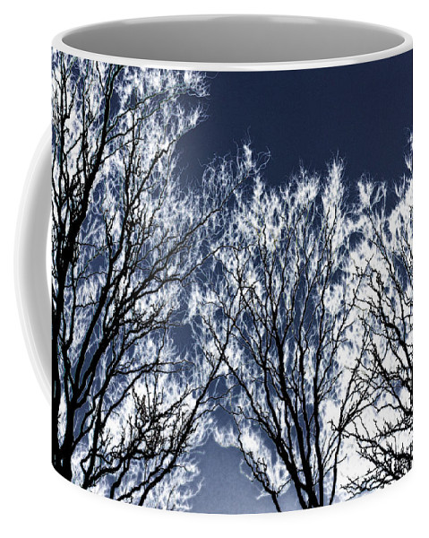 Scenic Coffee Mug featuring the photograph Tree Fantasy 2 by Lee Santa