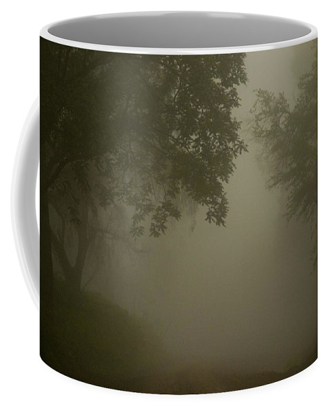 Africa Coffee Mug featuring the photograph Tree Lined Streets Of Marsabit by Bobby Model